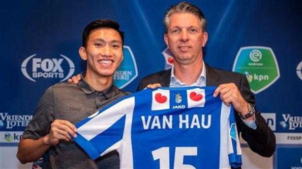 Heerenveen thắng trong run rẩy, Văn Hậu hết cửa được dùng?