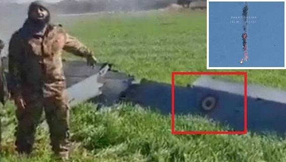 Phiến quân Idlib dùng MANPAD bắn hạ UCAV Thổ Nhĩ Kỳ
