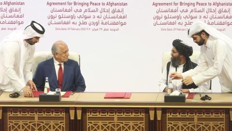 Afghanistan và bài học 'buông bỏ' cho Mỹ