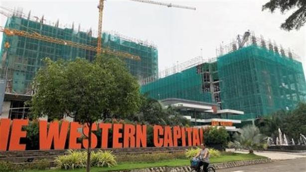 Thanh tra dự án The Western Capital của Hoàng Phúc