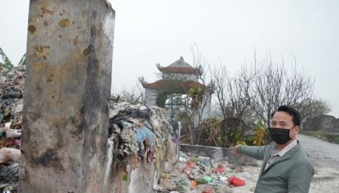 Thừa nhận bất ngờ của lãnh đạo Vụ Quản lý chất thải