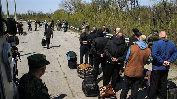 Kiev- Donbass chuẩn bị trao đổi tù binh
