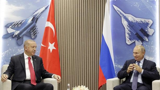 Nga cảnh báo chiến đấu cơ Thổ nên cẩn thận tại Syria