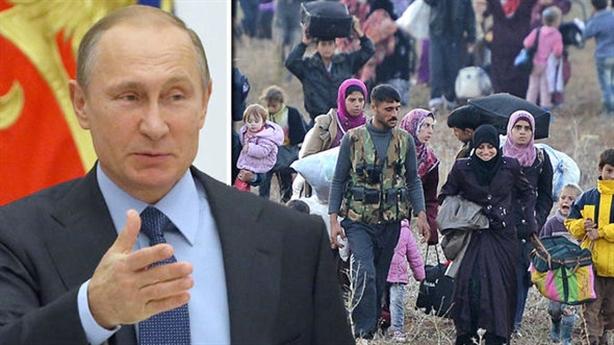 An ninh châu Âu đang nằm trong tay Nga?