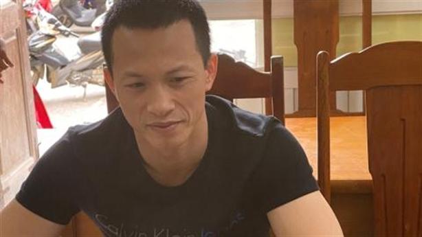 Giang hồ cộm cán Đạt Ma bị bắt khi về quê