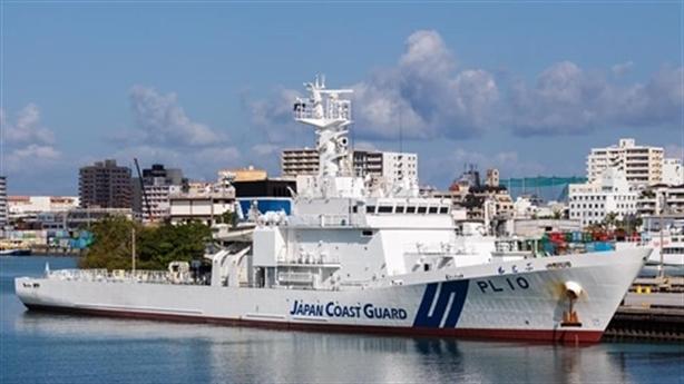 Việt Nam-Nhật Bản hợp tác đóng tàu quân sự