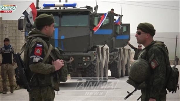Nga chặn Thổ giúp phiến quân tái chiếm Saraqib