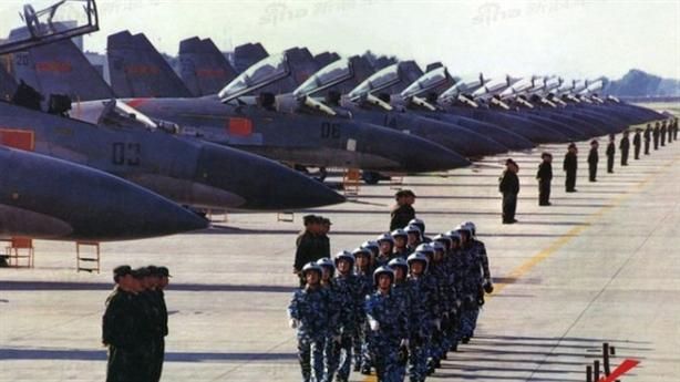 Không quân hiện đại của Trung Quốc: Công lao của Kremlin