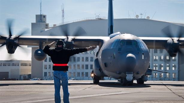 Mỹ điều cường kích AC-130J đến Syria?
