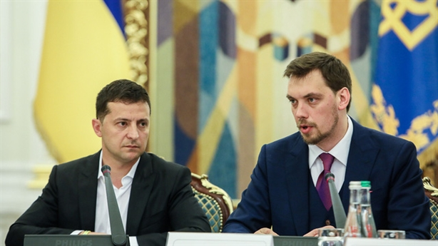 Thủ tướng Ukraine từ chức, hé lộ người kế nhiệm