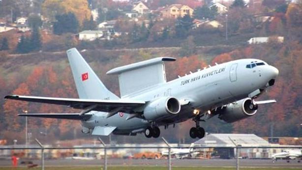 Không quân Thổ Nhĩ Kỳ: vấn đề lượng và chất