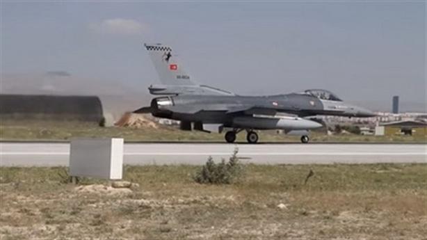 Thổ mở rộng chiến tranh, ném bom mục tiêu trên đất Iraq