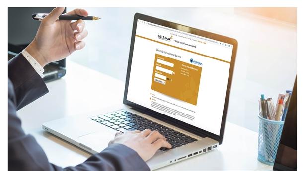 Tránh COVID-19, BAC A BANK ưu đãi nhiều giao dịch trực tuyến