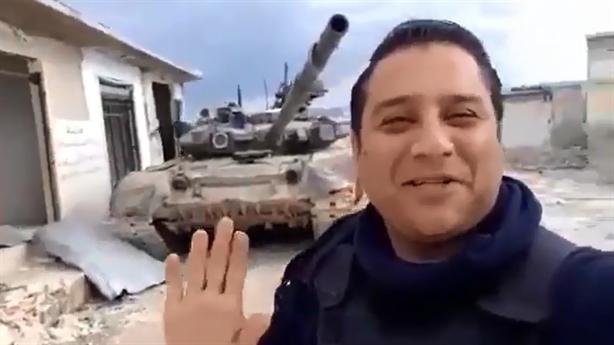 SAA thu hồi T-90A tại Saraqib