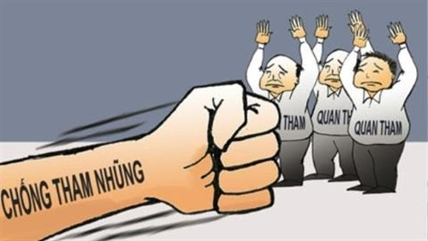 Khoanh vùng thu hồi tài sản tham nhũng như khoanh vùng dịch
