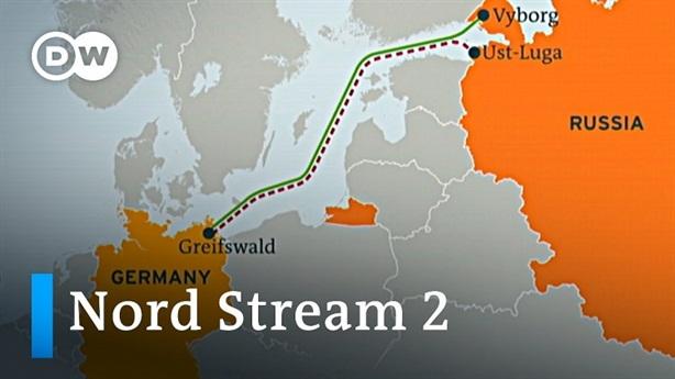 Ukraine nghĩ cách khiến Nord Stream-2 chỉ là