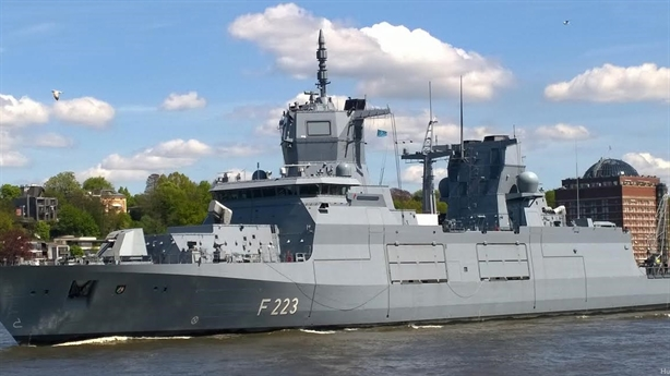 Đức nhận chiến hạm đủ sức đối phó Hạm đội Baltic?