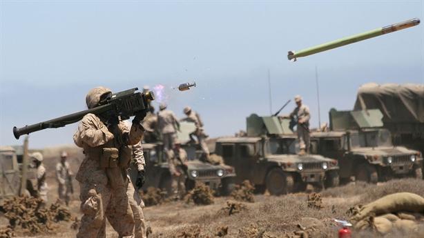 Stinger: Cơn 'ác mộng' với chiến trường Syria