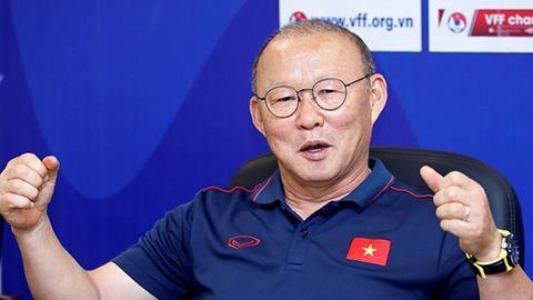 Hoãn vòng loại World Cup 2022: Cơ hội cho ông Park
