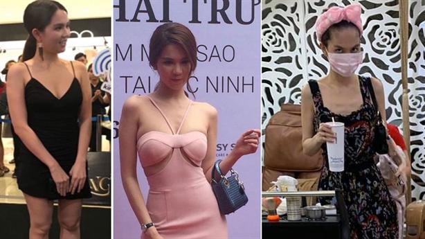 Ngọc Trinh liên tiếp lộ ảnh chụp trộm kém đẹp: Lại vui?