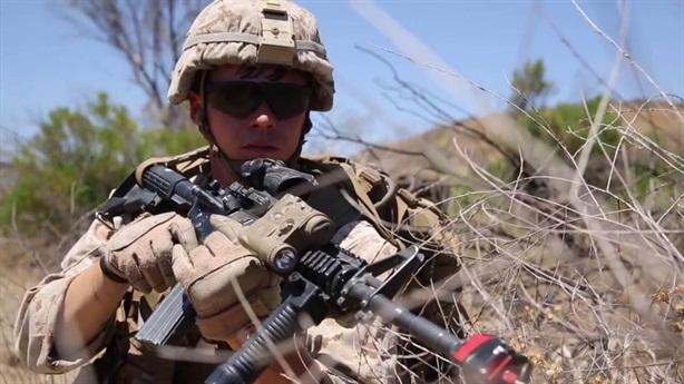 Bộ binh Mỹ tăng cường mạnh bằng súng ngoại