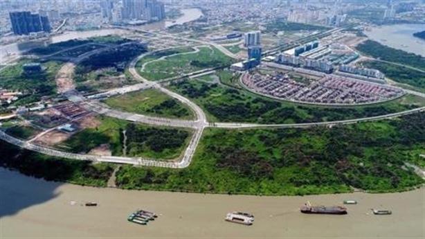 TP.HCM đấu giá 5 khu đất tại Thủ Thiêm