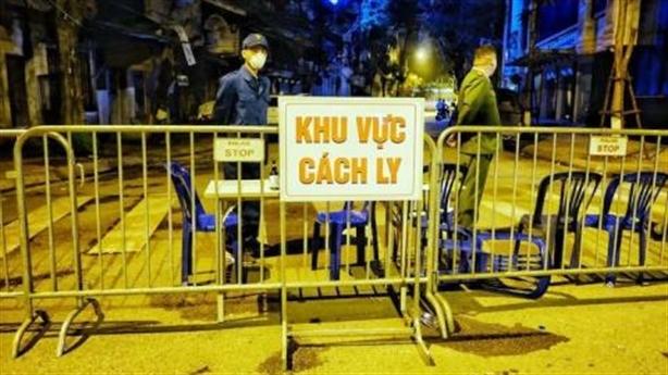 Thêm hai người nhiễm Covid-19 ở Hà Nội