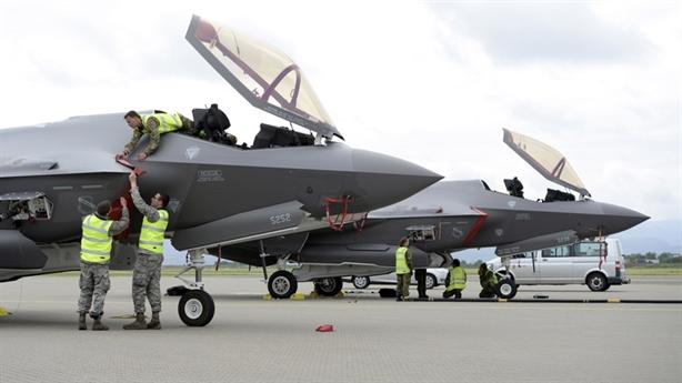 Bốn chiếc F-35 Na Uy săn tàu ngầm Nga kiểu gì?
