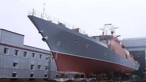Vũ khí tàu chiến Retive mới của hạm đội Baltic
