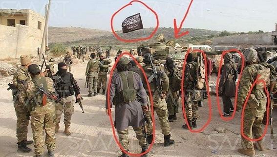 HTS cảm ơn Thổ, thề chiến đấu đến cùng với Assad