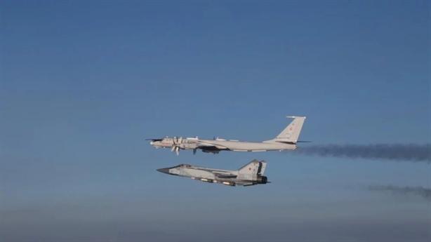 F-35 Na Uy chặn Tu-142 Nga bất chấp MiG-31 hộ tống