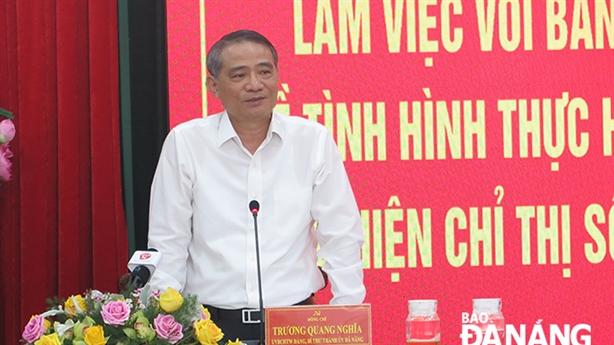 Ông Trương Quang Nghĩa, Nguyễn Chí Dũng âm tính với Covid-19