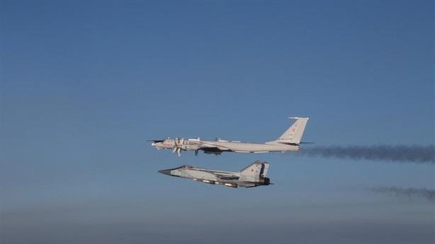 F-35 Na Uy lần đầu chặn MiG-31 và Tu-142 Nga
