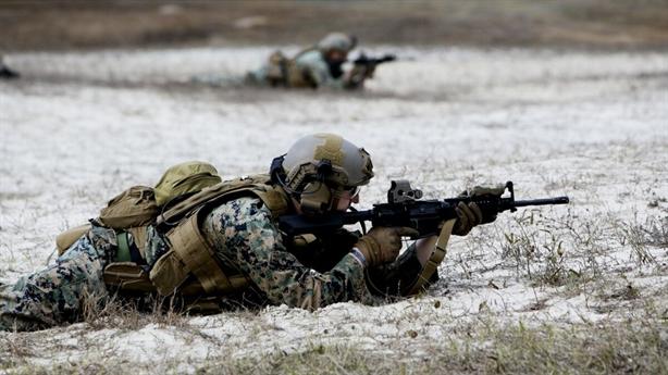 Hai lính Mỹ thiệt mạng khi chống IS ở Iraq
