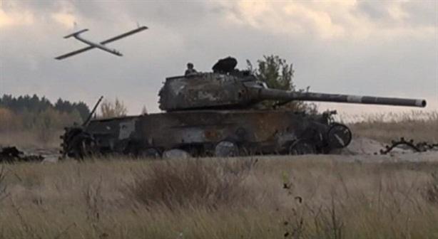 Ukraine công bố UAV cảm tử 'diệt gọn tăng Nga'