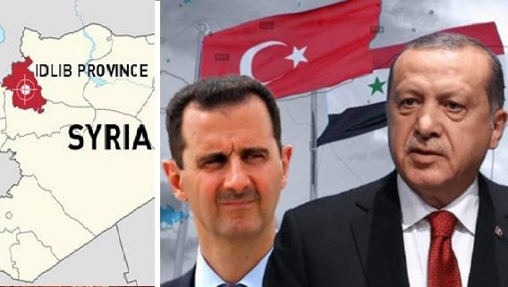 Syria cắt đôi phiến quân Idlib, Thổ tan giấc mơ hoa