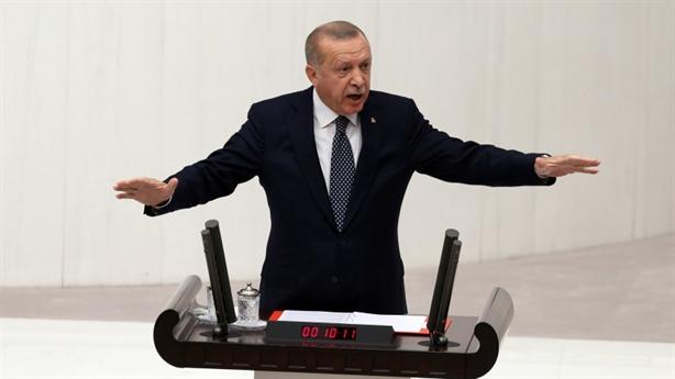 Erdogan chiếm Syria bằng 'Kế hoạch dầu mỏ'
