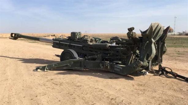 Mỹ chuyển lựu pháo tối tân nhất bảo vệ mỏ dầu Syria