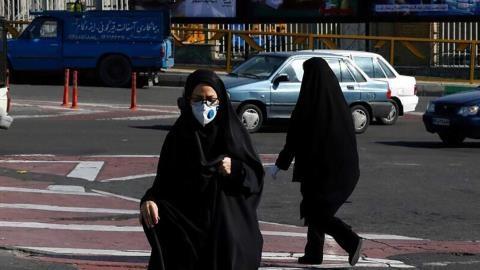 Lệnh trừng phạt Iran của Mỹ thời đại dịch Covid-19