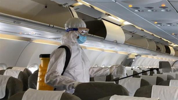 Nữ tiếp viên Vietnam Airlines nhiễm Covid-19