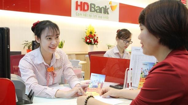 HDBank miễn giảm phí chuyển tiền cho DN, khách hàng cá nhân