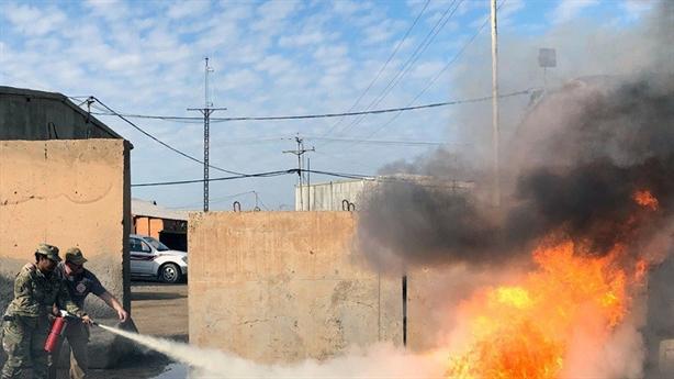 Mỹ đồng loạt tấn công trả đũa Iran