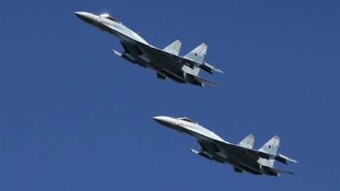 Vì sao Indonesia hủy mua tiêm kích Su-35?