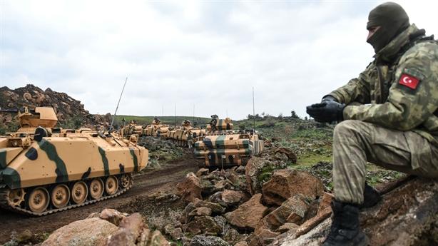 Thổ Nhĩ Kỳ vừa rút quân vừa 'đe dọa' Syria