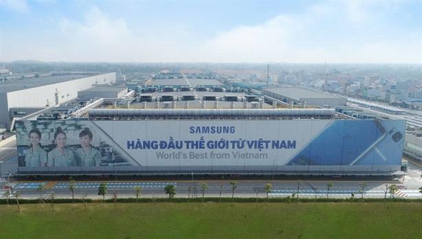 700 kỹ sư Samsung được miễn cách ly tập trung