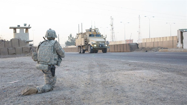 Căn cứ Mỹ lại bị tấn công, Iraq cảnh báo