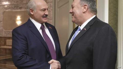 Mua dầu Mỹ, Belarus sẽ bị xoáy vào ngoại giao nước lớn