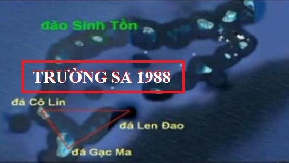 Trường Sa 1988: Trung Quốc tạo cớ xâm chiếm biển đảo