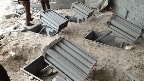 Mỹ choáng váng trước trận địa MLRS ngụy trang 'cực độc'