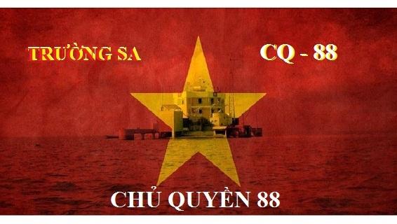 Biển Đông-Trường Sa nóng bỏng trước thềm Chiến dịch 'Chủ quyền 88'